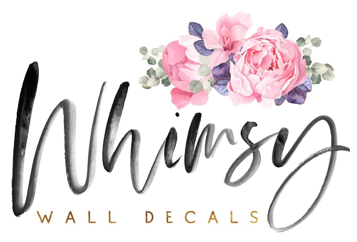 Whimsy Wall Decals