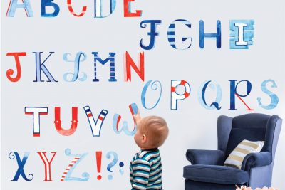 Marine-Kids-Alphabet-Wall-Decal-Set-25new
