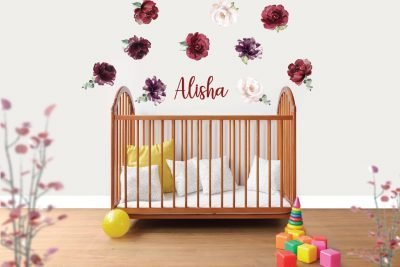 Small-Burgundy-Peony-&-Rose-Wall-Decals_01