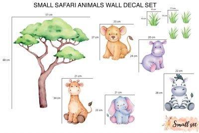 Small-Safari-Animals-Wall-Web