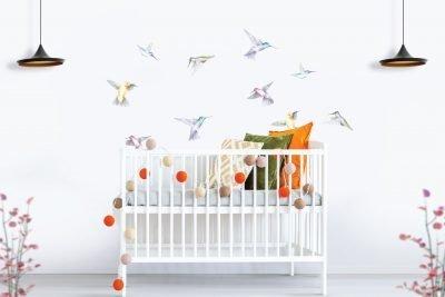 Small_Watercolour-Hummingbirds