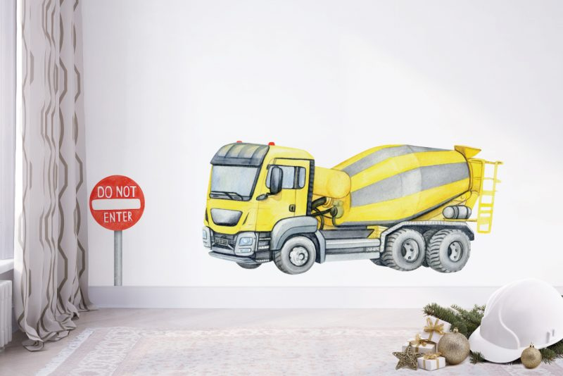 Concreate-Truck-construction-Equipment
