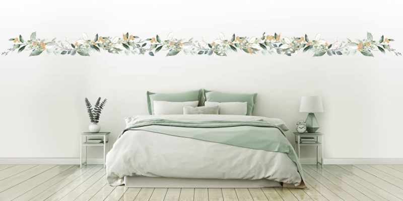 Spring-Border-Wall-decals_400cm
