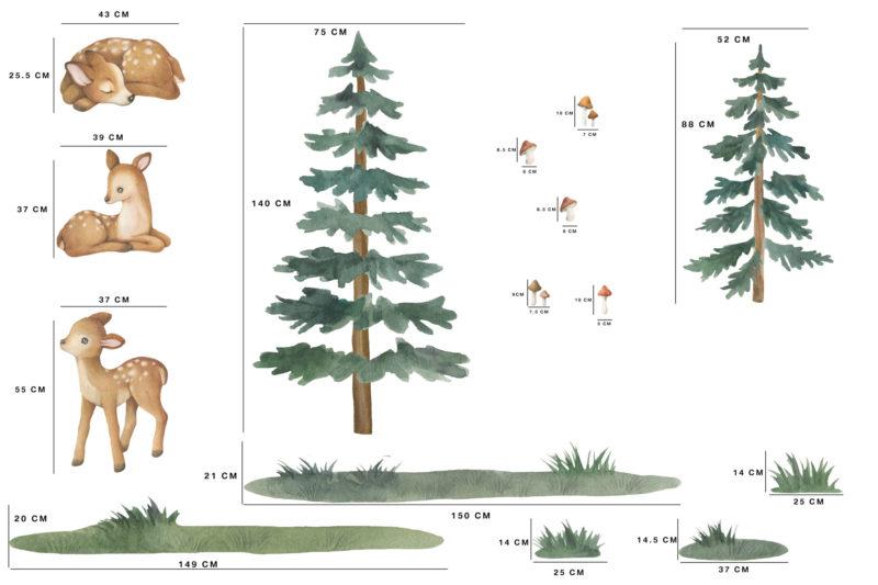 Christmas-Tree-wall-decal-set-01