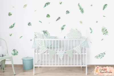 Colorful-Tropical-Leaves-Decals_01